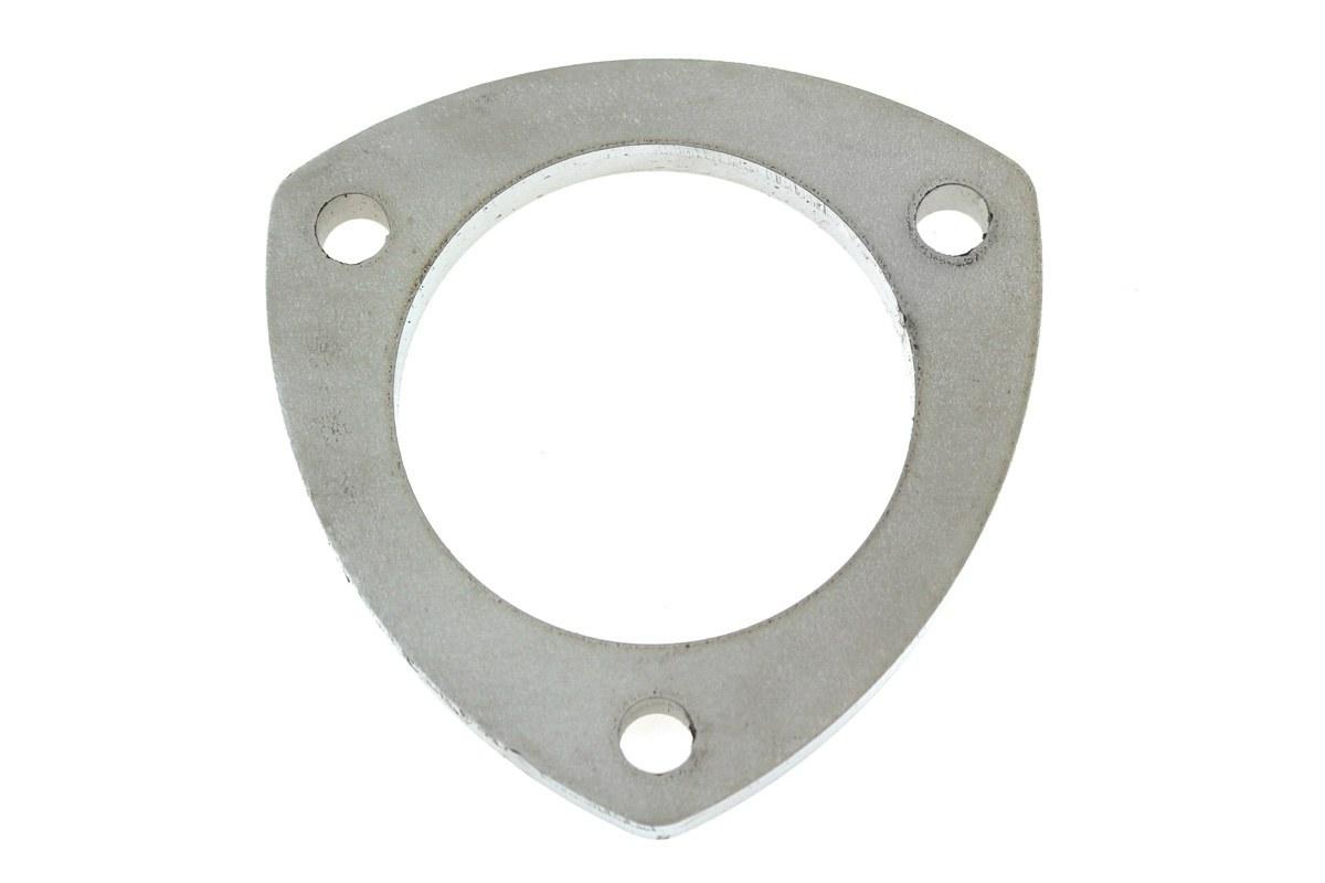 Flansza łącznik układu wydechowego 63mm 3 śruby - GRUBYGARAGE - Sklep Tuningowy